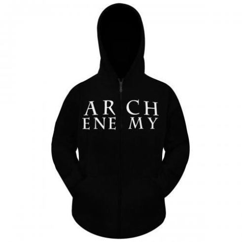 Sweat Zippé Homme ARCH ENEMY - Logo 55,00€