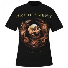 T-Shirt Homme ARCH ENEMY - Will To Power - 19,90euros