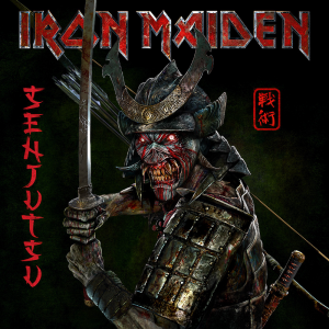 album senjutsu iron maiden